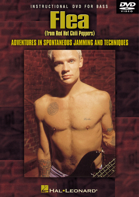 Flea (from Red Hot Chili Peppers) (DVD)