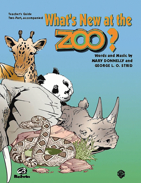 What's New at the Zoo? - Director's Score