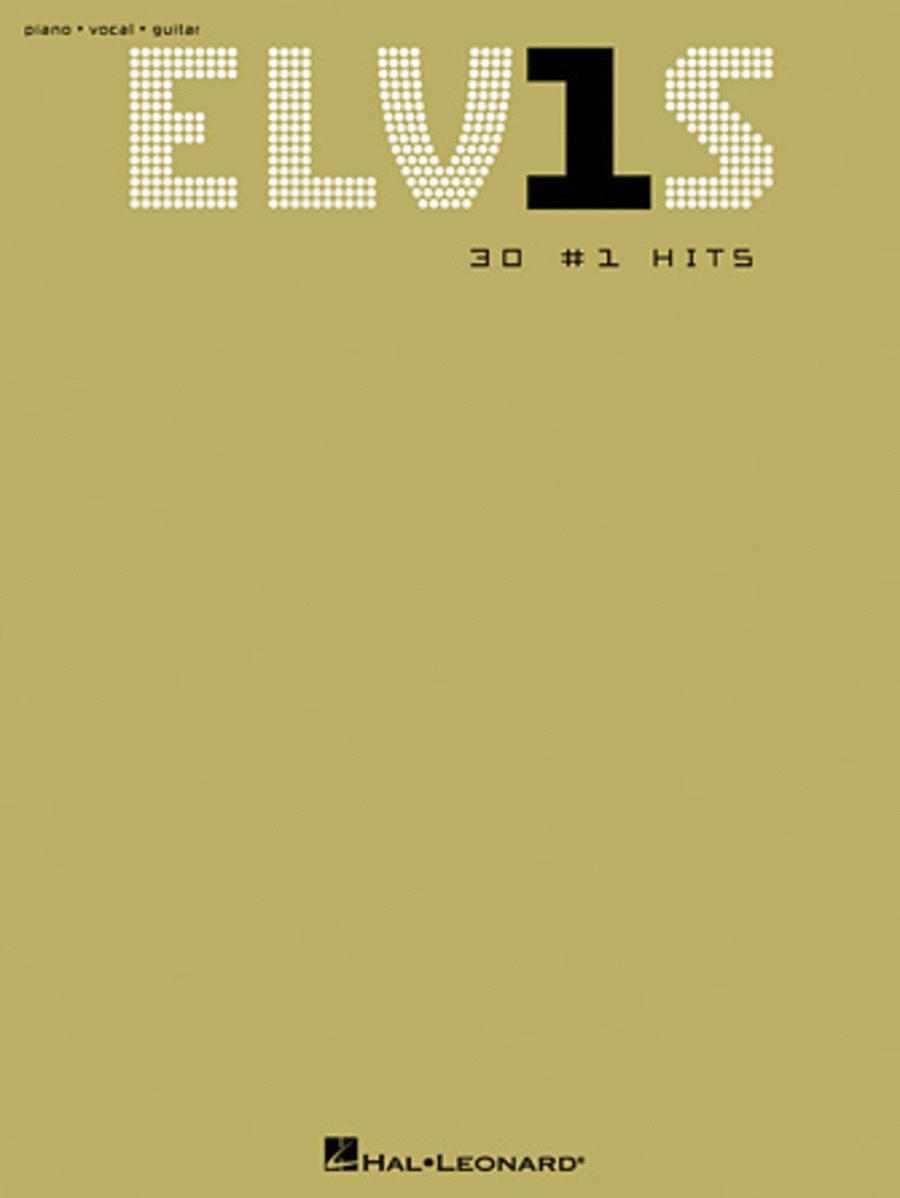 ELV1S - 30 #1 Hits