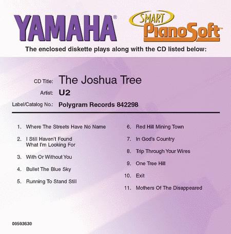U2 - The Joshua Tree - Piano Software