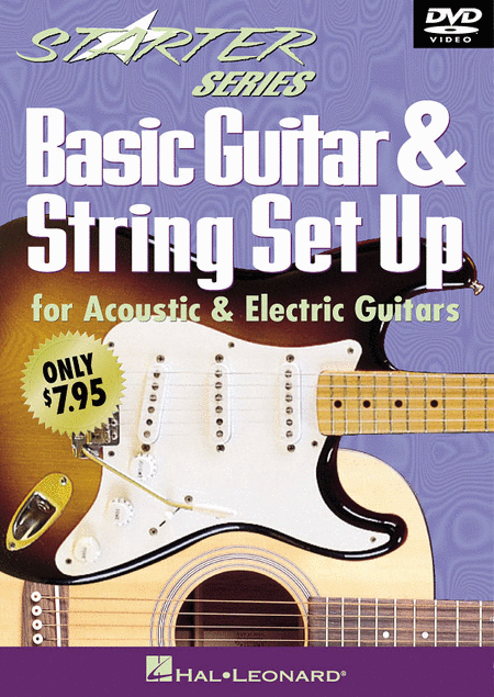 Basic Guitar & String Set Up