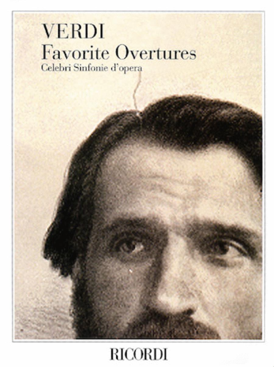 Verdi Favorite Overtures