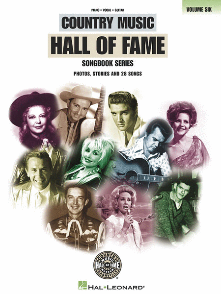 Country Music Hall of Fame - Volume 6