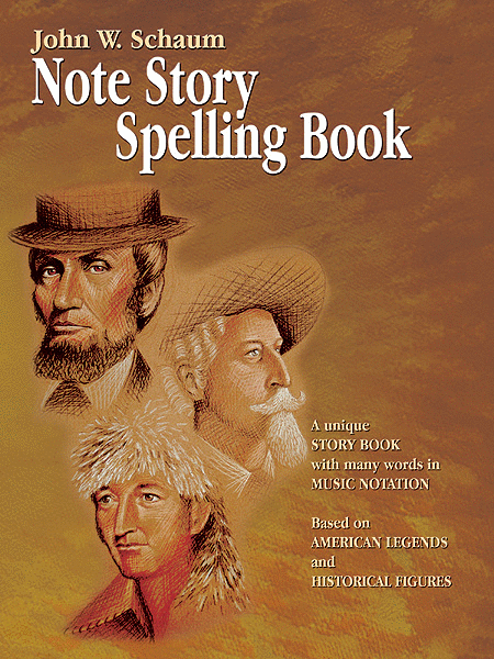 Note Story Spelling Book