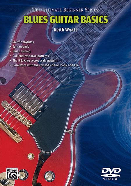 Ultimate Beginner Series - Blues Styles - Guitar DVD