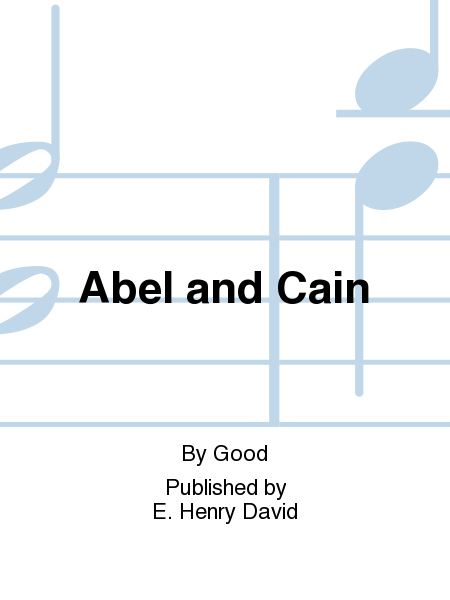 Abel And Cain