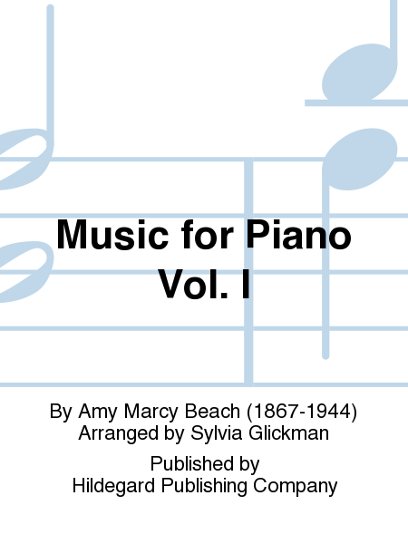 Music for Piano Vol. I