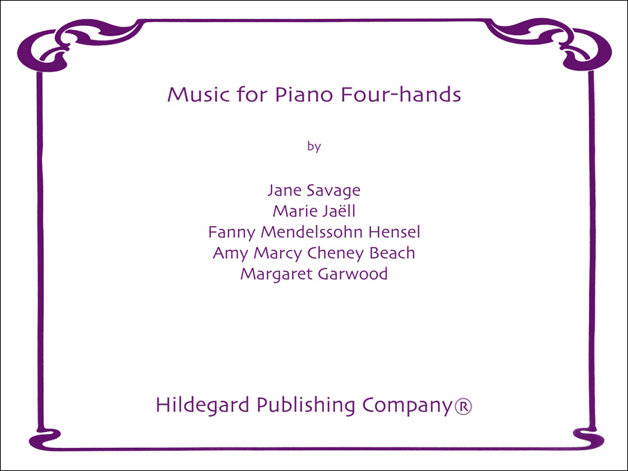 Music For Piano Four-Hands