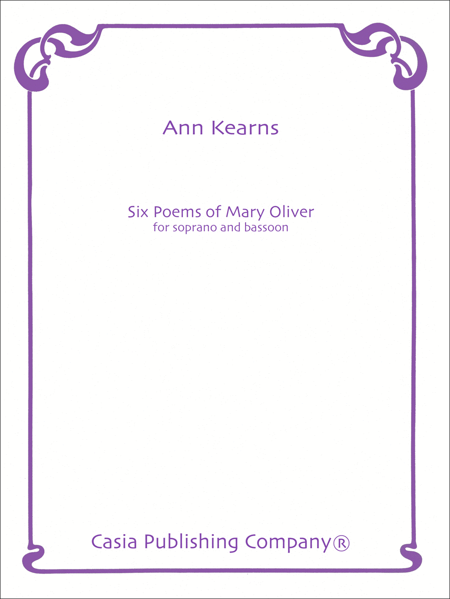 6 Poems of Mary Oliver