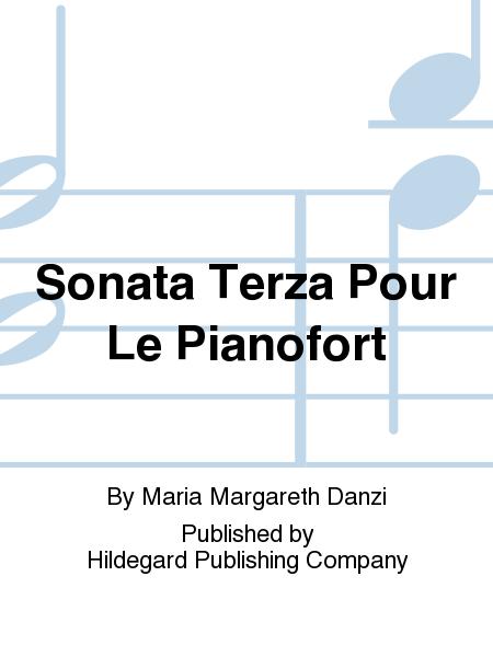 Sonata Terza Pour Le Pianofort
