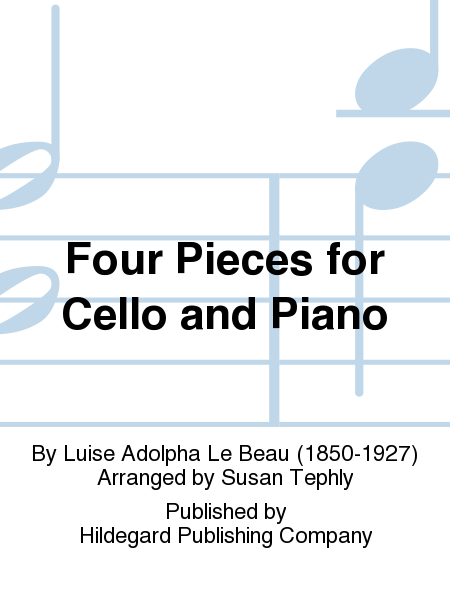 Four Pieces For Cello And Piano