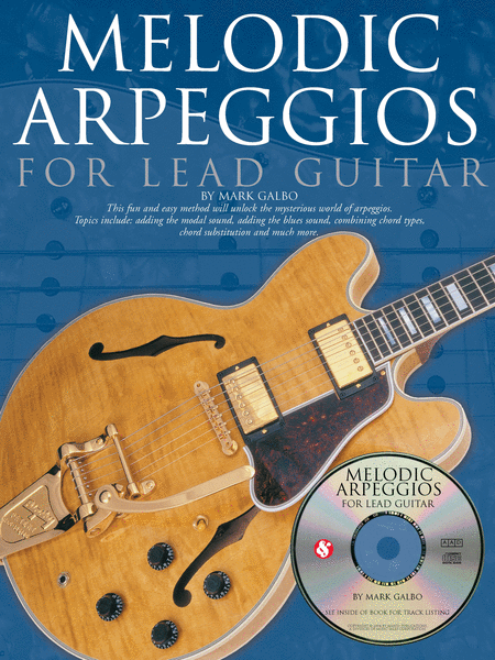Melodic Arpeggios for Lead Guitar