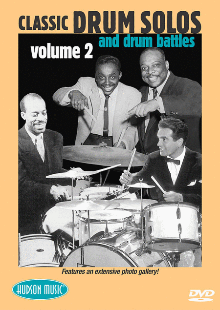 Classic Solos and Drum Battles - Vol. 2