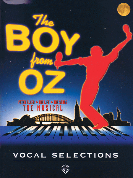 Boy From Oz - Piano/Vocal/Chords