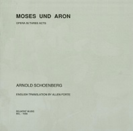 Moses and Aron / Moses und Aron