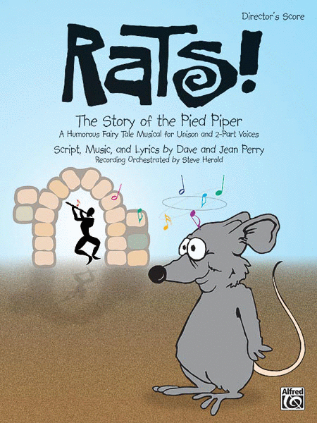 Rats! The Story of the Pied Piper - Director's Score