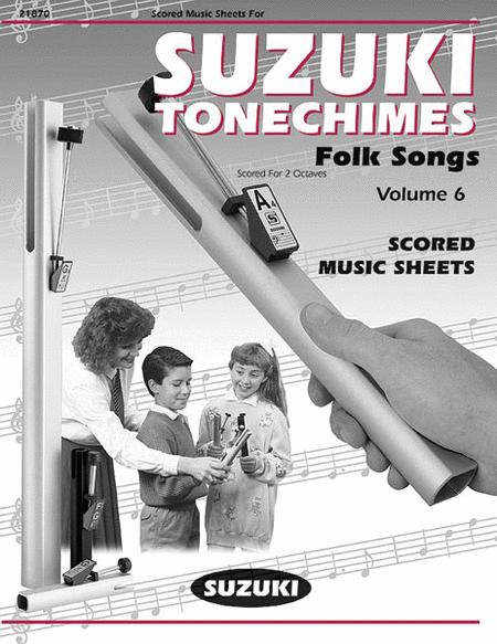 Suzuki Tonechimes, Volume 6