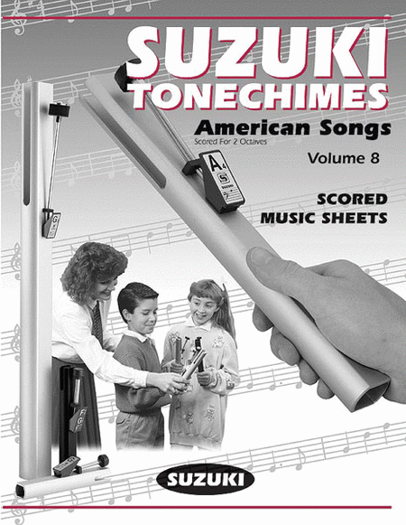 Suzuki Tonechimes, Volume 8