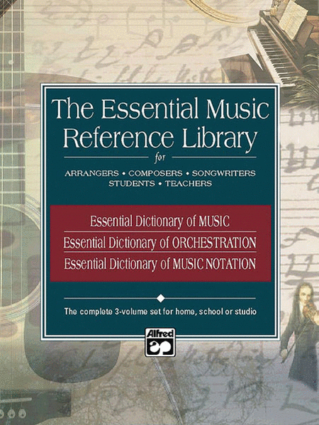 Essential Music Reference Library