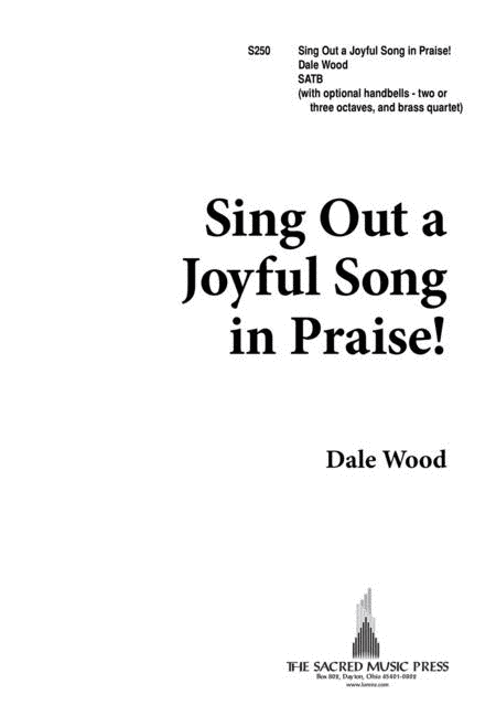 Sing Out a Joyful Song in Praise