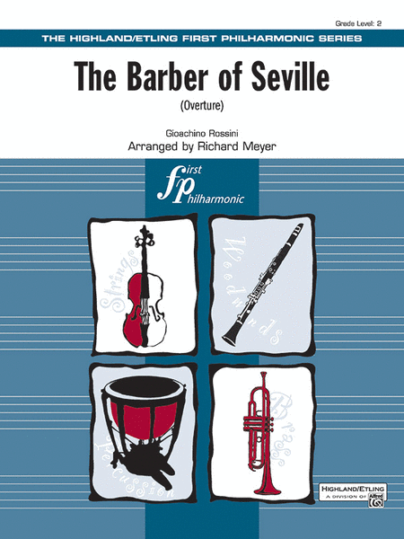 The Barber of Seville (Overture)