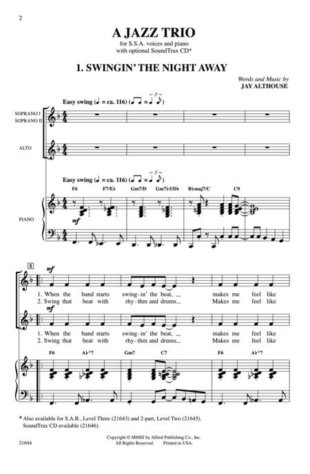 A Jazz Trio