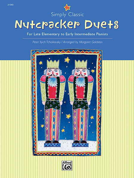 Simply Classic Nutcracker Duets