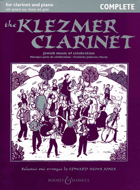 The Klezmer Clarinet