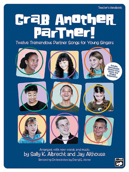 Grab Another Partner - Soundtrax CD (CD only)