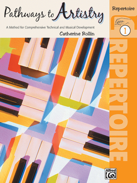 Pathways to Artistry Repertoire, Book 1