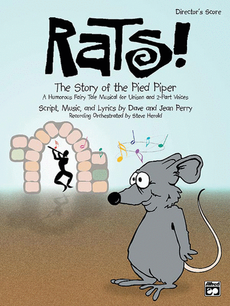 Rats! The Story of the Pied Piper - Soundtrax CD (CD only)