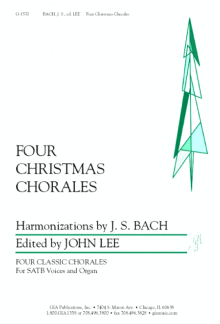 Four Christmas Chorales