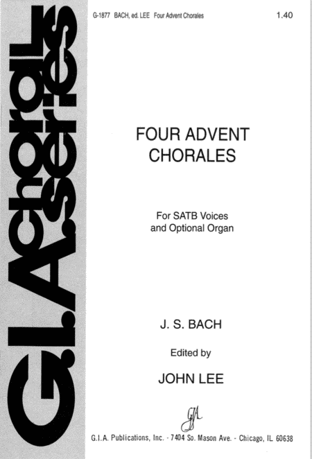 Four Advent Chorales