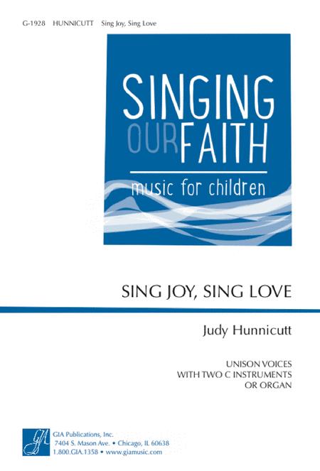 Sing Joy, Sing Love