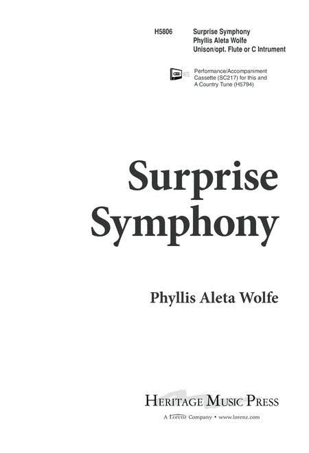 Surprise Symphony