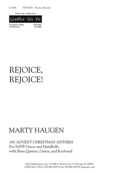 Rejoice, Rejoice