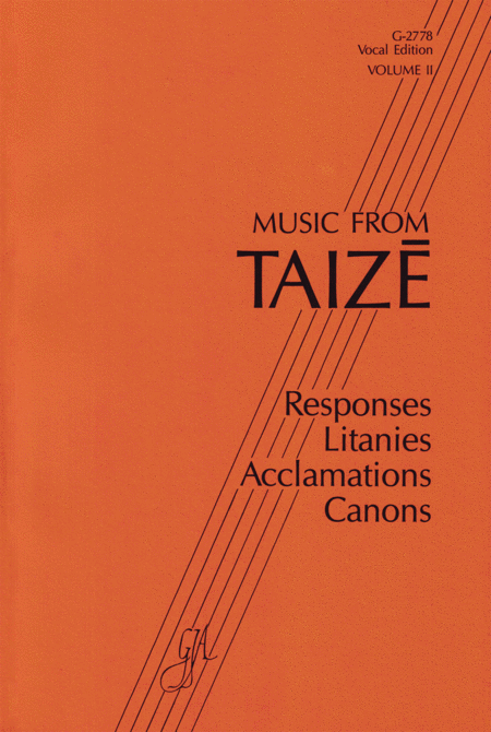 Music from Taize - Volume II
