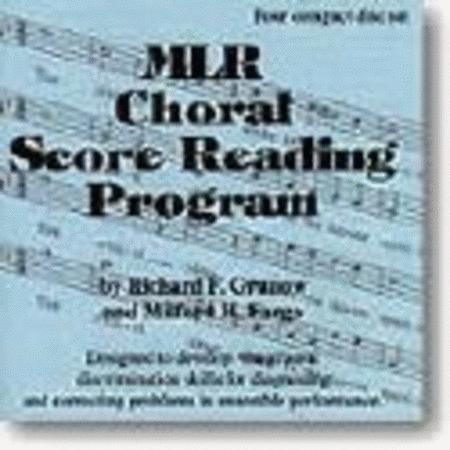 Choral Score Reading Program Workbook