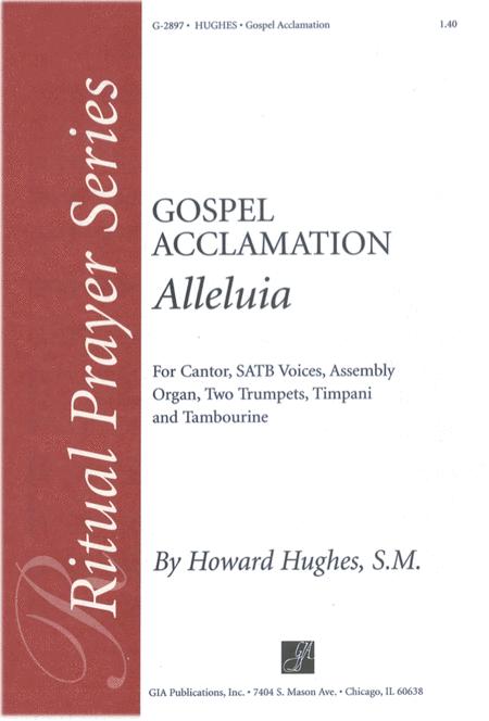Alleluia-Gospel Acclamation