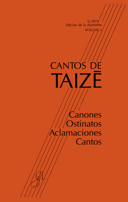 Cantos de Taize - Vocal Edition (Paperback)