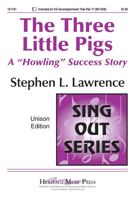 Three Little Pigs: A Howling Success Story