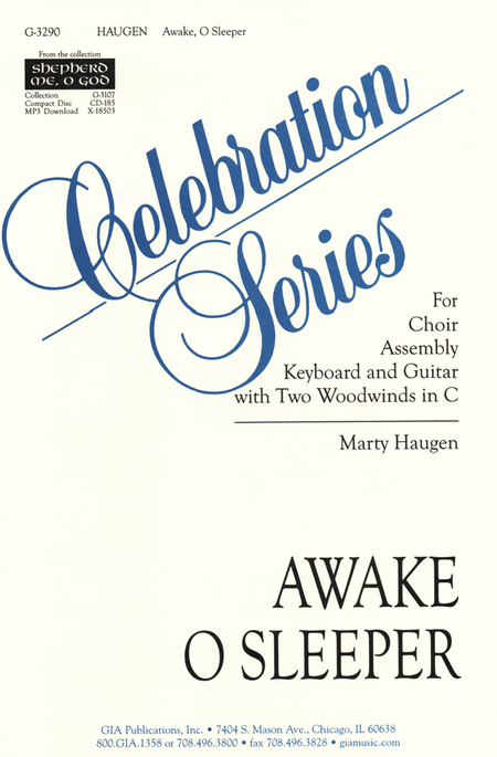 Awake, O Sleeper
