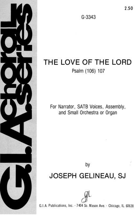 The Love of the Lord