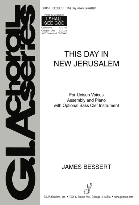 This Day in New Jerusalem
