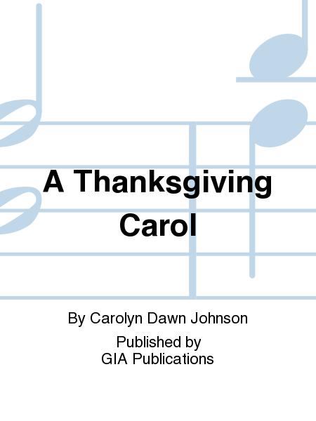A Thanksgiving Carol