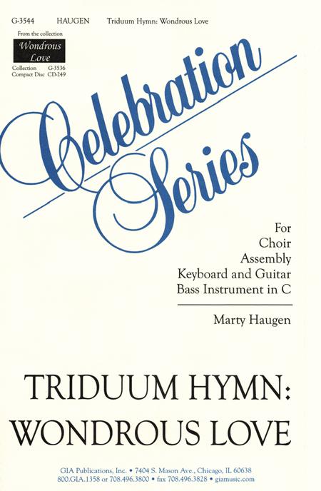Triduum Hymn