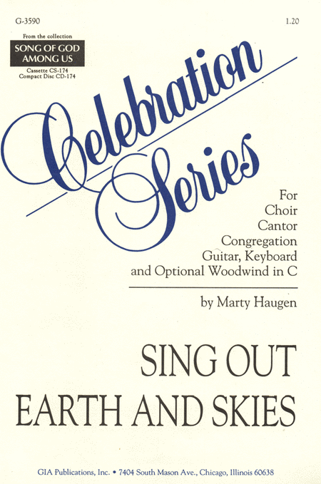 Sing Out, Earth and Skies