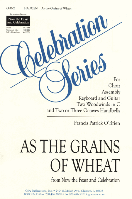 As the Grains of Wheat