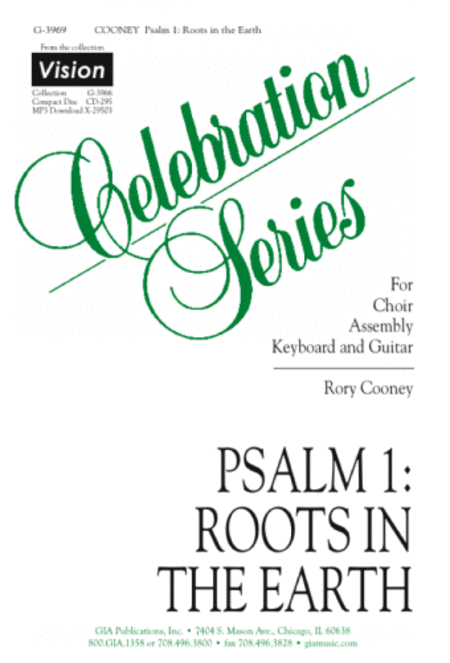 Psalm 1: Roots in the Earth