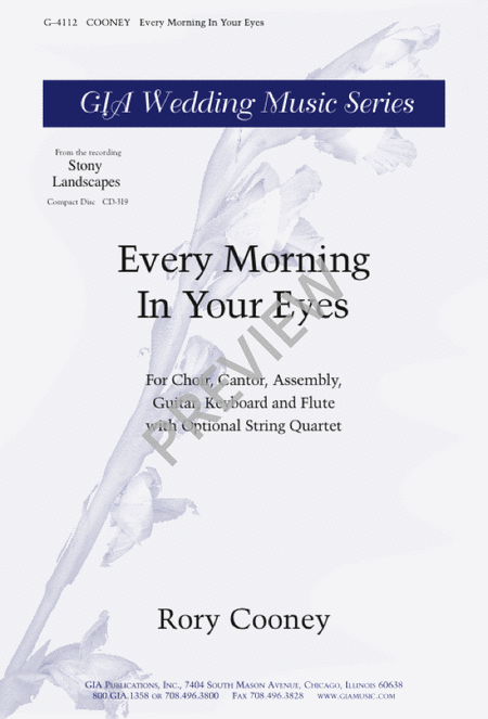 Every Morning In Your Eyes